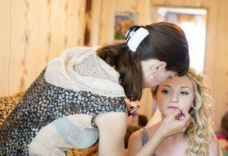 Фото 8006752 в коллекции Невесты - Визажист-стилист Ирина Казённова
