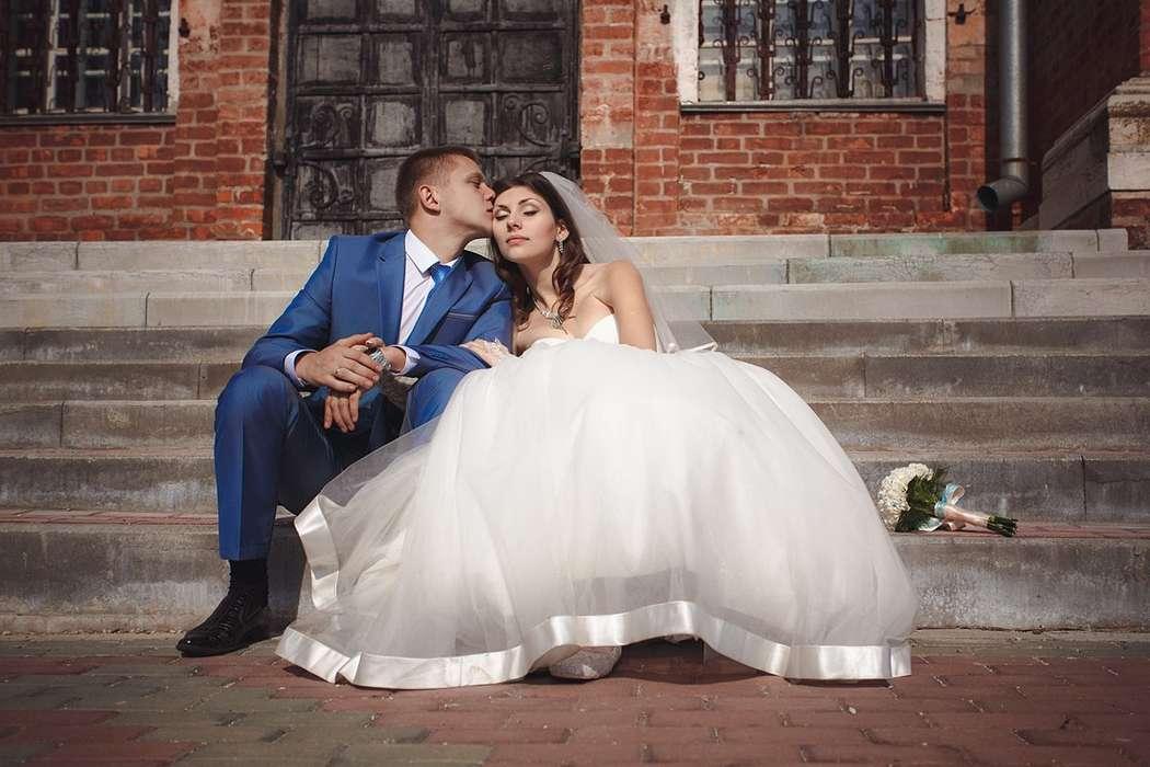 Фото 8006766 в коллекции Невесты - Визажист-стилист Ирина Казённова