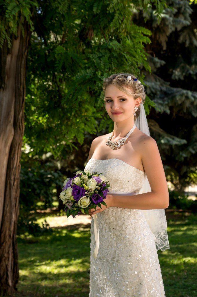 Фото 8006804 в коллекции Невесты - Визажист-стилист Ирина Казённова