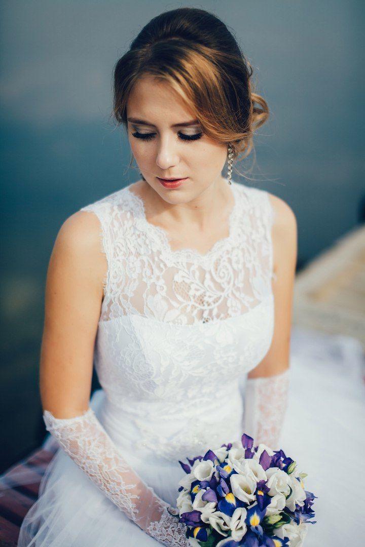 Фото 8846416 в коллекции Невесты - Визажист-стилист Ирина Казённова
