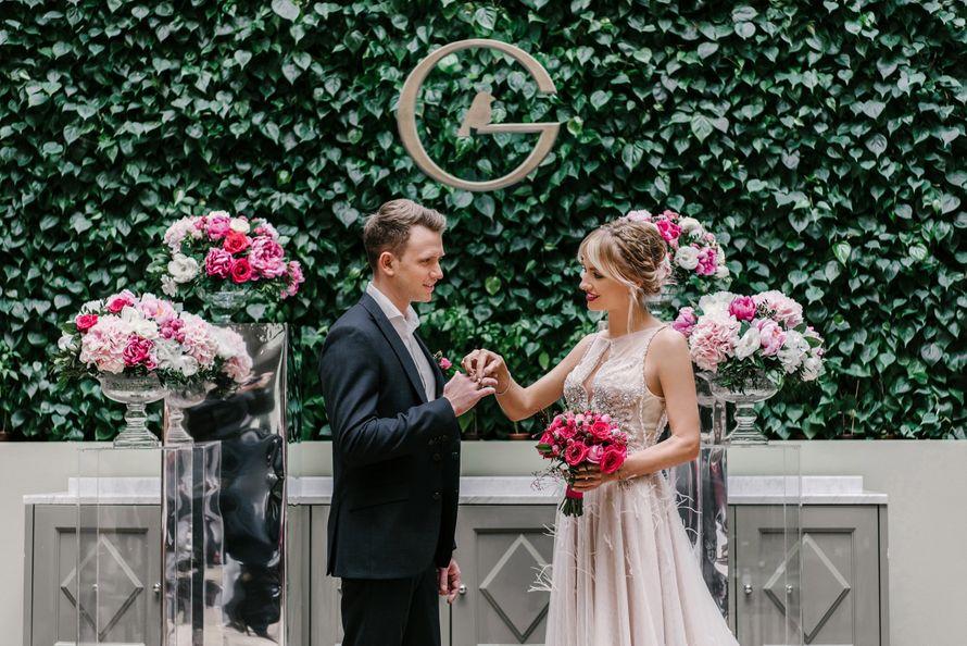 Фото 14827762 в коллекции Cosmo Wedding - Свадебное агентство Skazka project