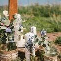 Свадьба в стиле рустик Эко-прованс Прованс Лаванда Лиловый Фиолетовый Розовый Выездная регистрация Арка