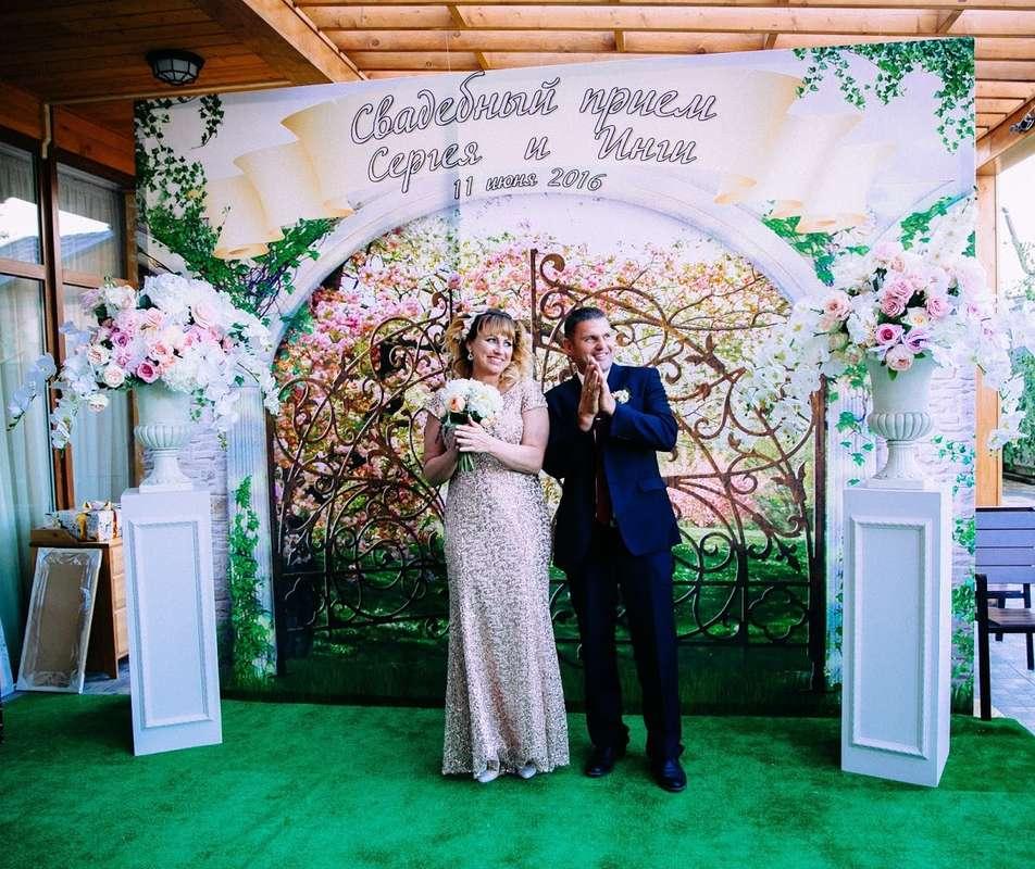 Фото 11650746 в коллекции Свадебный прием Сергея и Инги - Организатор Ксения Люблю