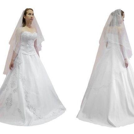 Свадебное платье №342