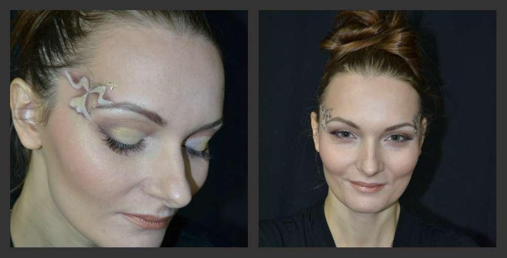 Фото 8089190 в коллекции Самые разнообразные виды макияжа - Визажист Наталья Гридасова