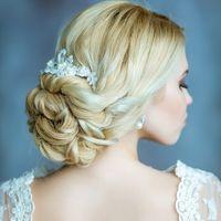Образ невесты: макияж и прическа + выезд