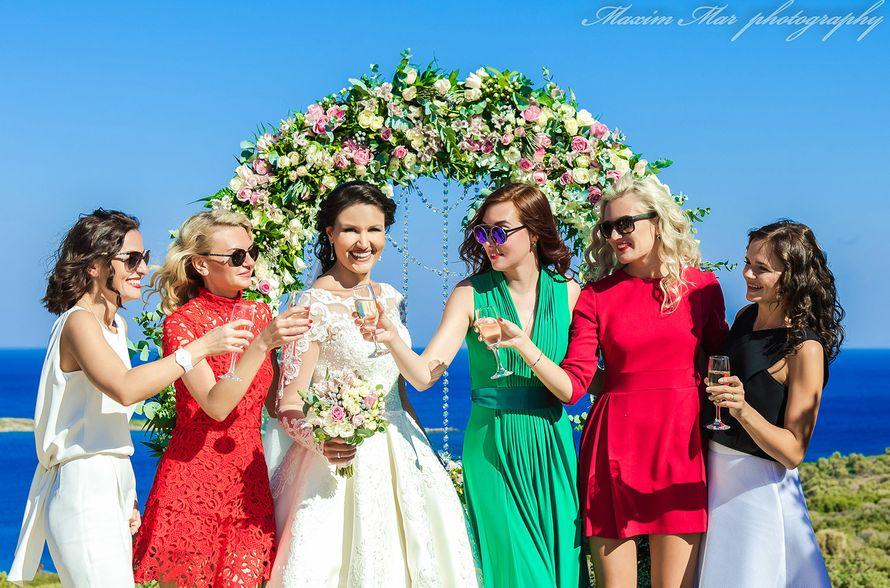 Фото 16805214 в коллекции Портфолио - Свадебное агентство DelMar Greece Events