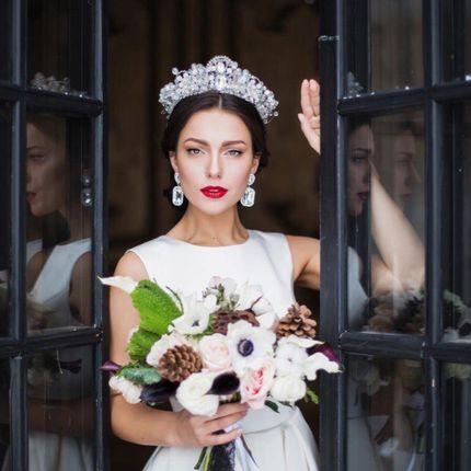 Создание свадебного образа + репетиция
