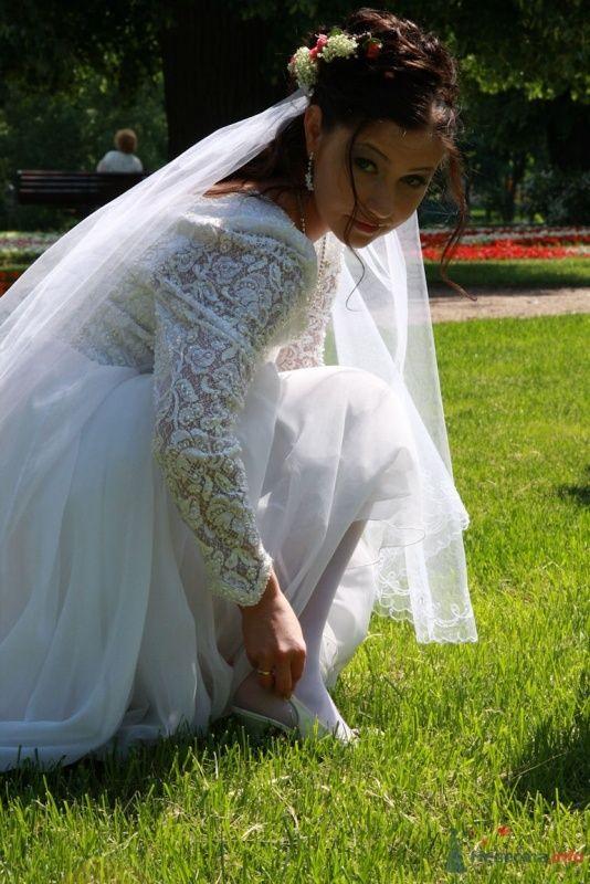 Фото 28417 в коллекции Свадебные фото - Фотограф Ольга Моторная