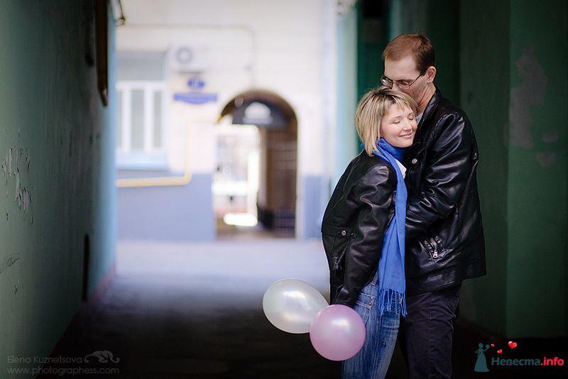 Фото 89412 в коллекции Артем и Оксана - Мастерская свадебной фотографии Елены Кузнецовой