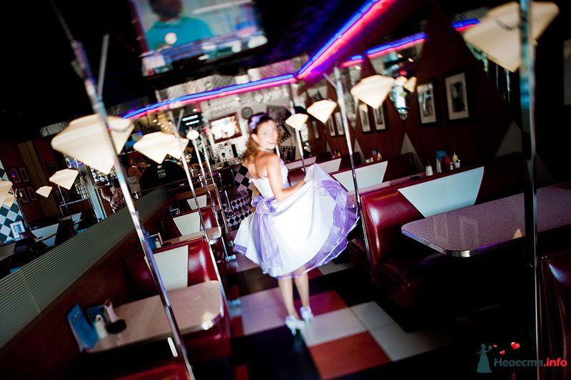 Фото 124614 в коллекции Он, Она и рок&ролл - Мастерская свадебной фотографии Елены Кузнецовой