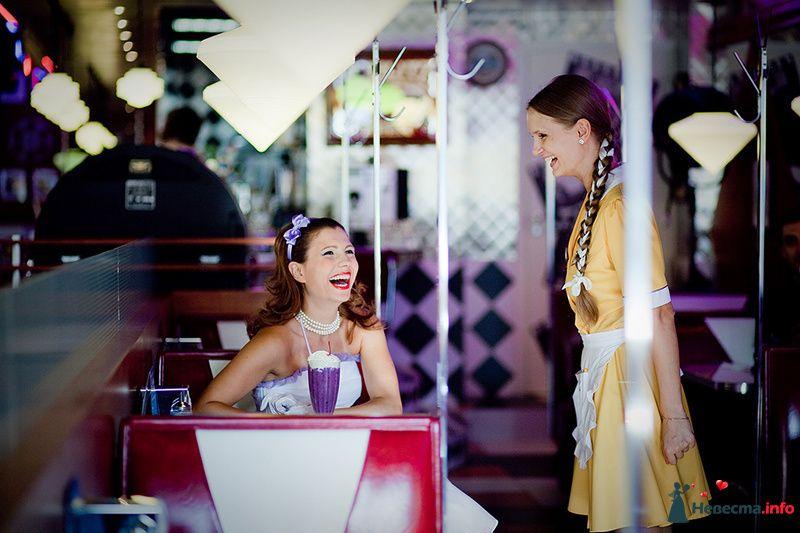 Фото 124615 в коллекции Он, Она и рок&ролл - Мастерская свадебной фотографии Елены Кузнецовой