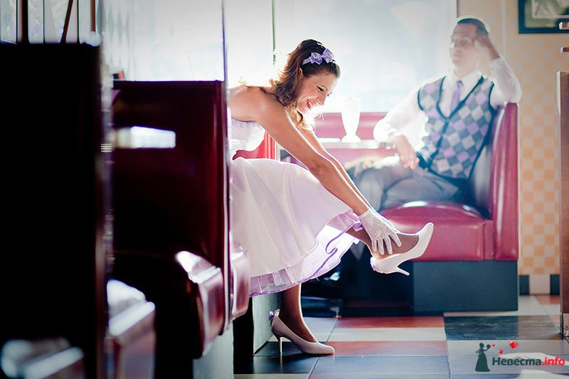 Фото 124617 в коллекции Он, Она и рок&ролл - Мастерская свадебной фотографии Елены Кузнецовой