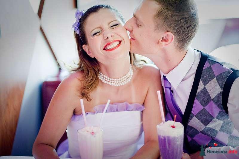 Фото 124621 в коллекции Он, Она и рок&ролл - Мастерская свадебной фотографии Елены Кузнецовой