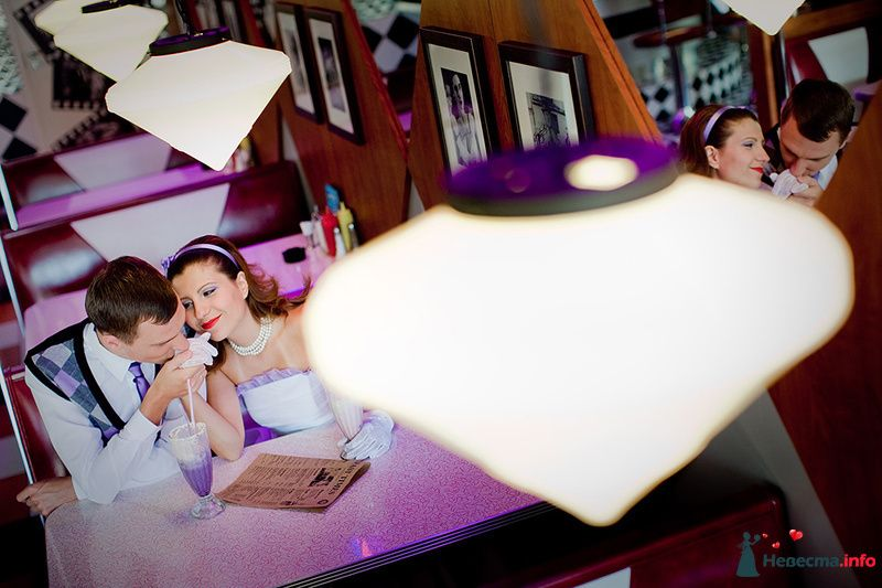 Фото 124635 в коллекции Он, Она и рок&ролл - Мастерская свадебной фотографии Елены Кузнецовой