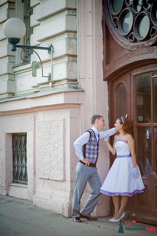 Фото 124644 в коллекции Он, Она и рок&ролл - Мастерская свадебной фотографии Елены Кузнецовой