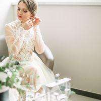 Невеста в пеньюаре
