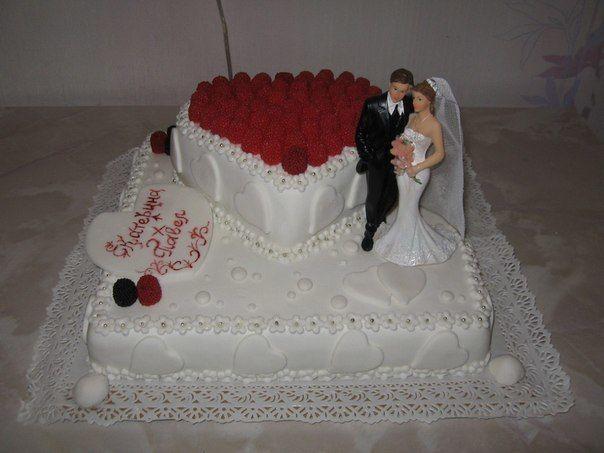 фото свадебных тортов в оренбурге
