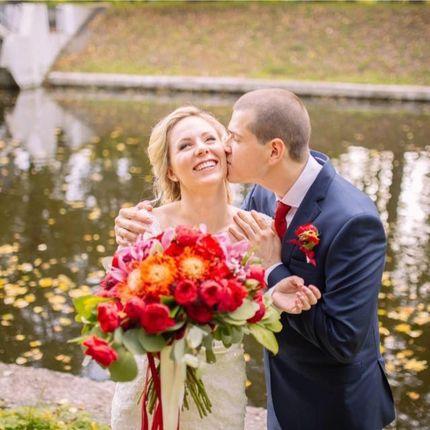 Неповторимые и роскошные букеты невесты