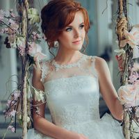 Очаровательная невеста Рита