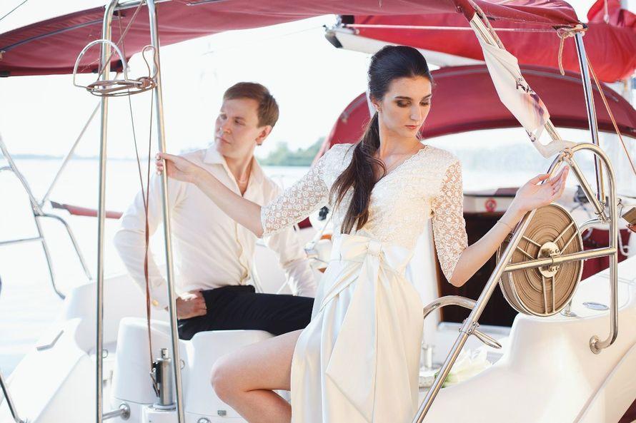 Фото 9056130 в коллекции Аренда парусной яхты с алыми парусами для фотосессий - Аренда яхты Паруса-нн