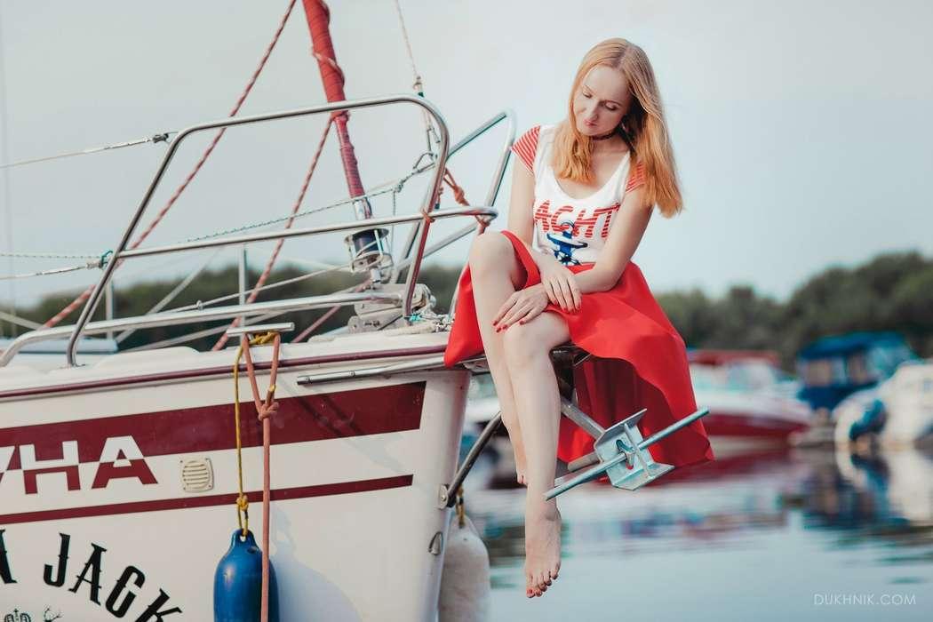 Фото 11474514 в коллекции Аренда парусной яхты с алыми парусами для фотосессий - Аренда яхты Паруса-нн