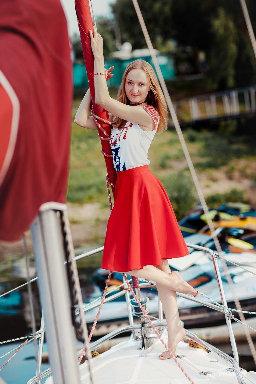 Фото 11474516 в коллекции Аренда парусной яхты с алыми парусами для фотосессий - Аренда яхты Паруса-нн