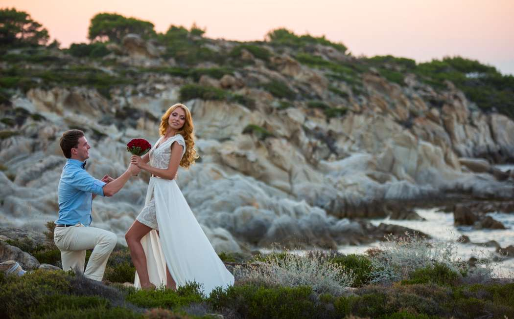 Фото 8374380 в коллекции Свадьба в Халкидики Ксения и Николай - Компания Greece Transfers