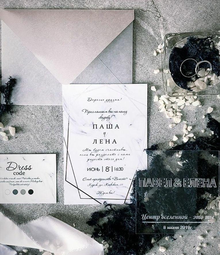 Фото 19095180 в коллекции Портфолио - Свадебные приглашения от Нины Лыковой