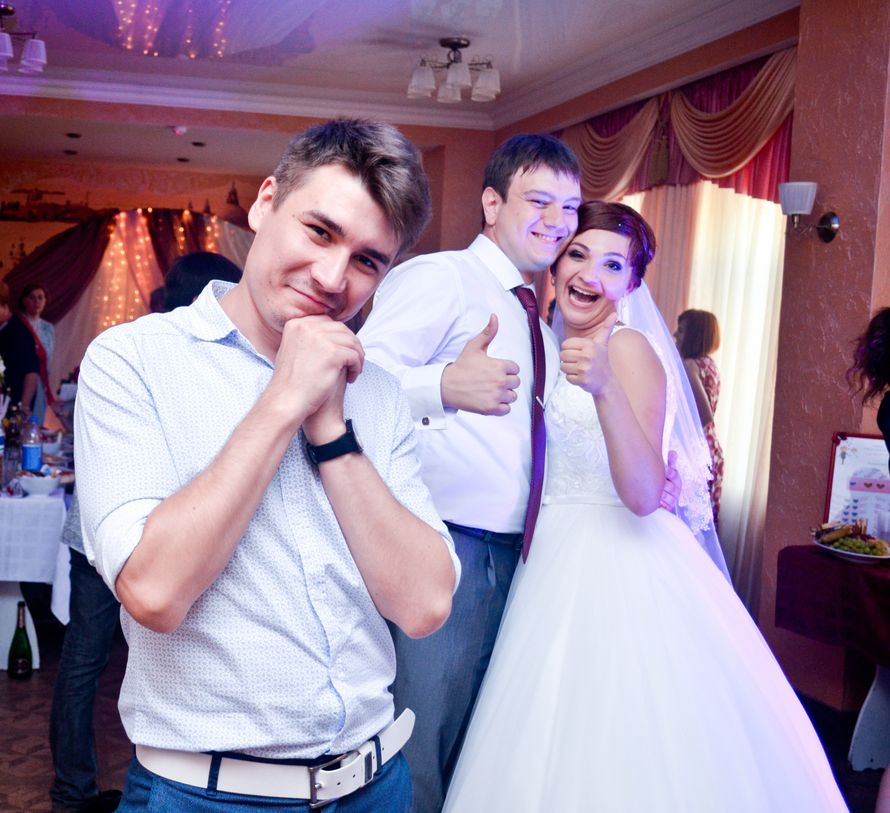Проведение свадьбы + музыкант, 6 часов
