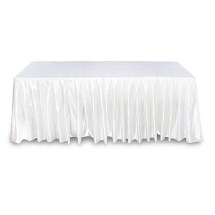 Фуршетная юбка на стол - цена за 1 единицу