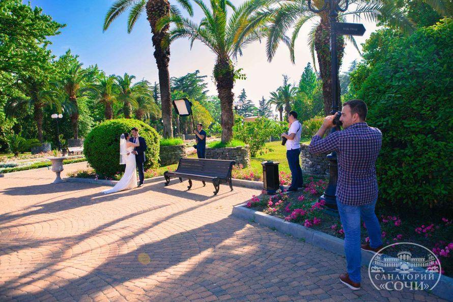 Организация свадьбы в Сочи