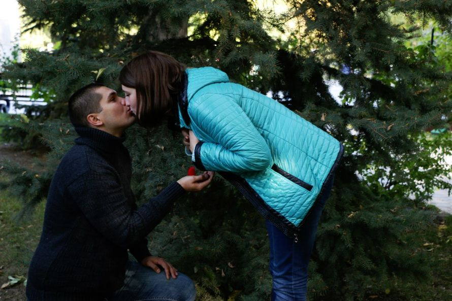 Фото 8644726 в коллекции Love Story Натальи и Вячеслава - Фотограф Яганова Екатерина