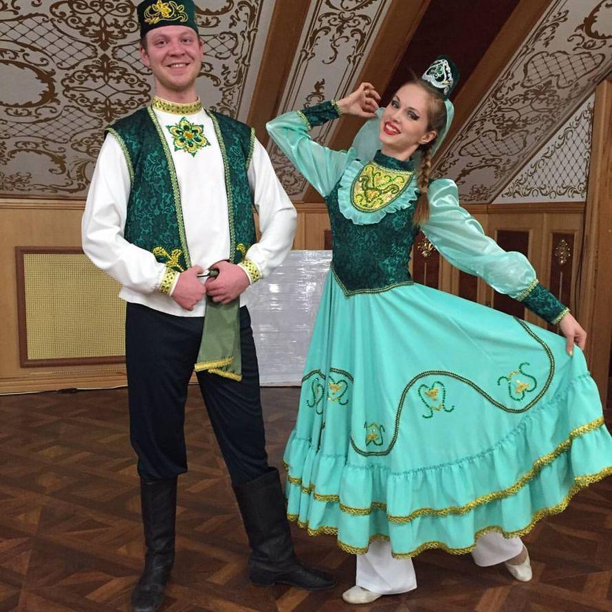 Фото татаров в национальной одежде