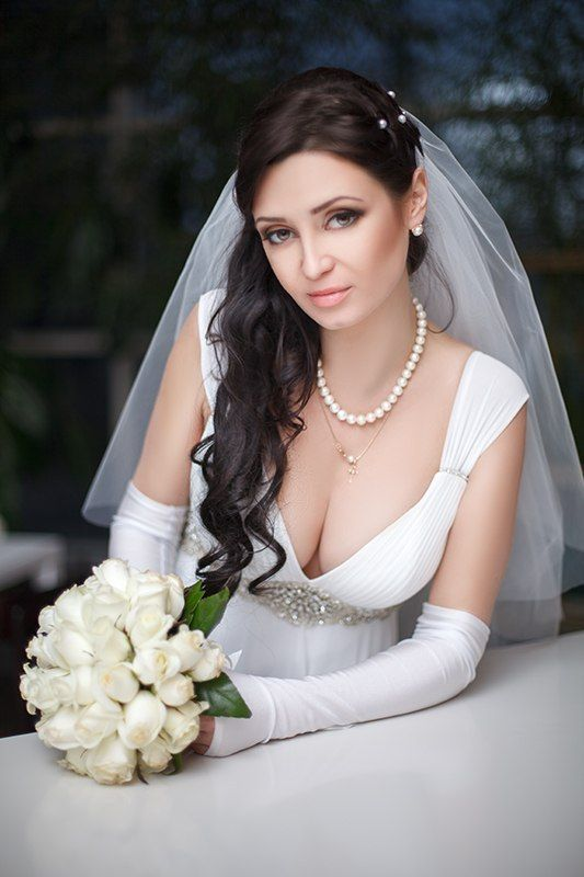Фото 8671370 в коллекции Мои работы по макияжу. Невесты и выпускницы. - Стилист визажист Яна Глоба