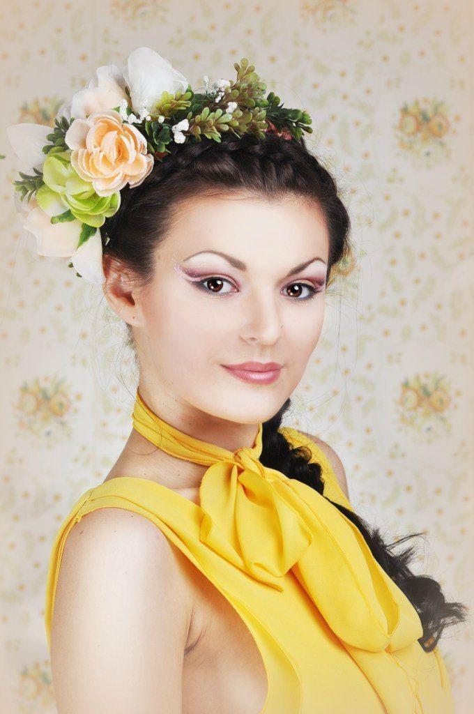 Фото 9524290 в коллекции Портфолио - Стилист визажист Яна Глоба