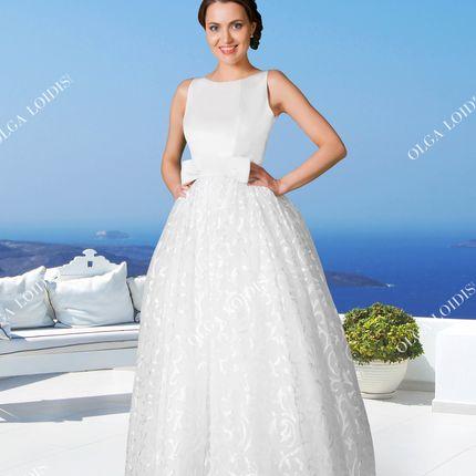 Свадебное платье Бегония