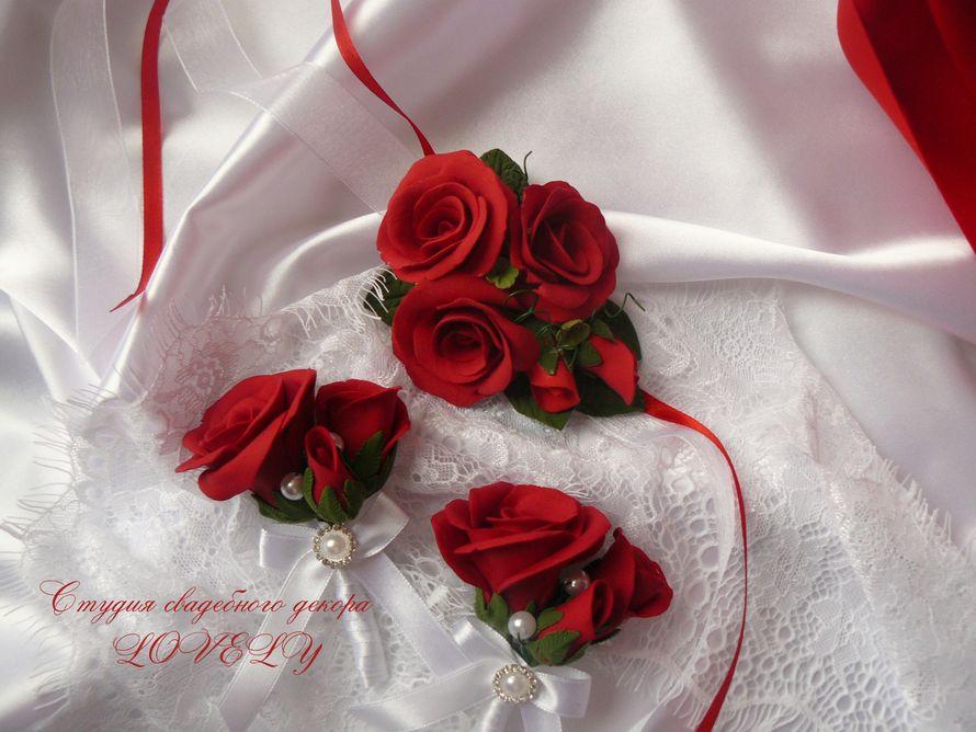 Фото 2048700 в коллекции Мои фотографии - Свадебные аксессуары - студия декора Lovely