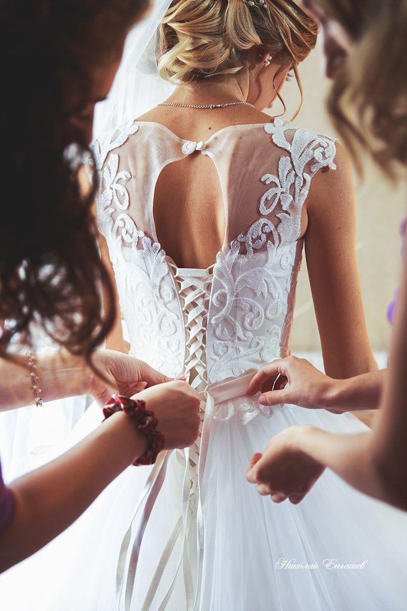 Невеста - фото 12967750 Фотограф Николай Енгашев