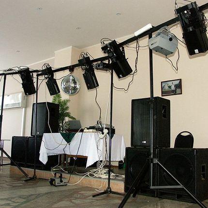 DJ, музыкальное оформление