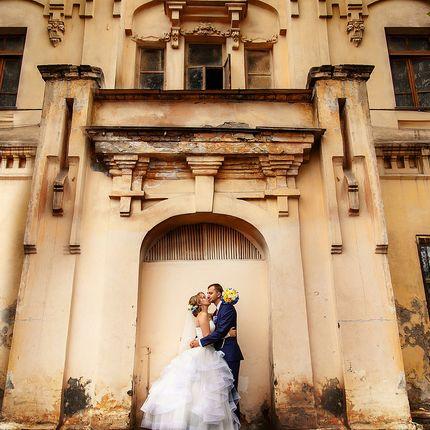Съемка неполного дня свадьбы