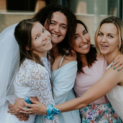 """Фотосъёмка неполного дня - пакет """"Bride's Party"""""""