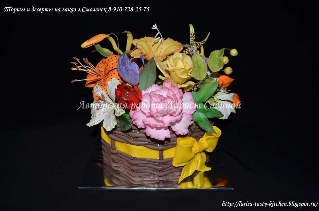 Фото 11774024 в коллекции Портфолио - Домашняя кондитерская Ларисы Савиной