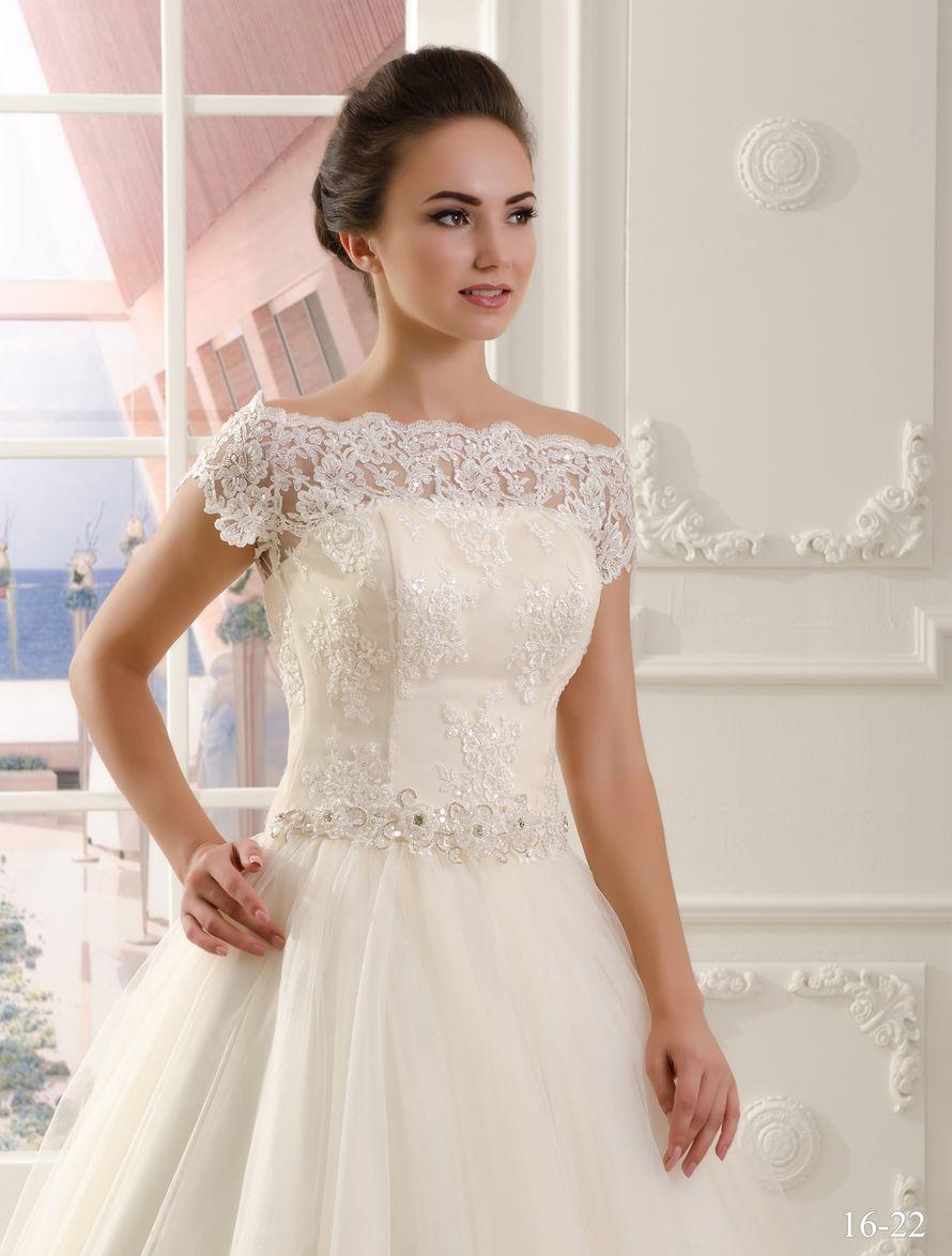 Фото 8882872 в коллекции Преколлекция 2016 - Свадебные платья Emabride