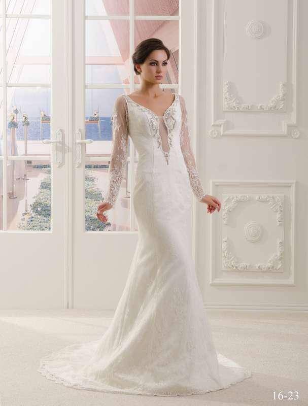Фото 8882874 в коллекции Преколлекция 2016 - Свадебные платья Emabride
