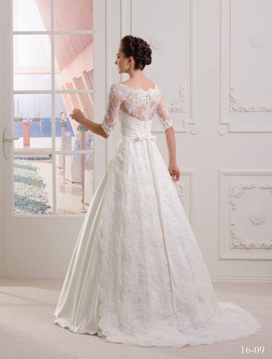 Фото 8882880 в коллекции Преколлекция 2016 - Свадебные платья Emabride
