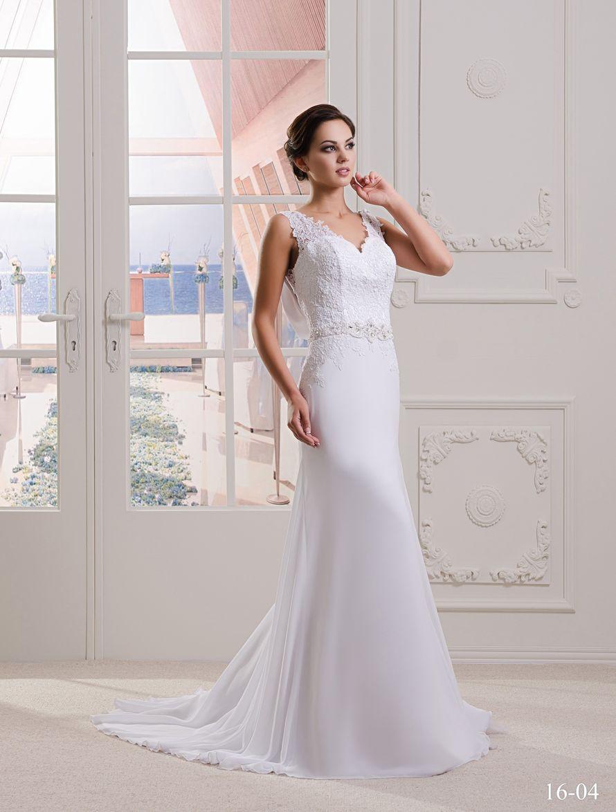 Фото 8882886 в коллекции Преколлекция 2016 - Свадебные платья Emabride