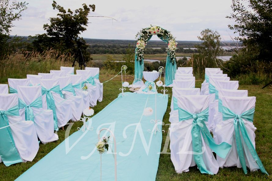 Фото 8955068 в коллекции Винтажная свадьба - Vanil-Decor - организация мероприятия
