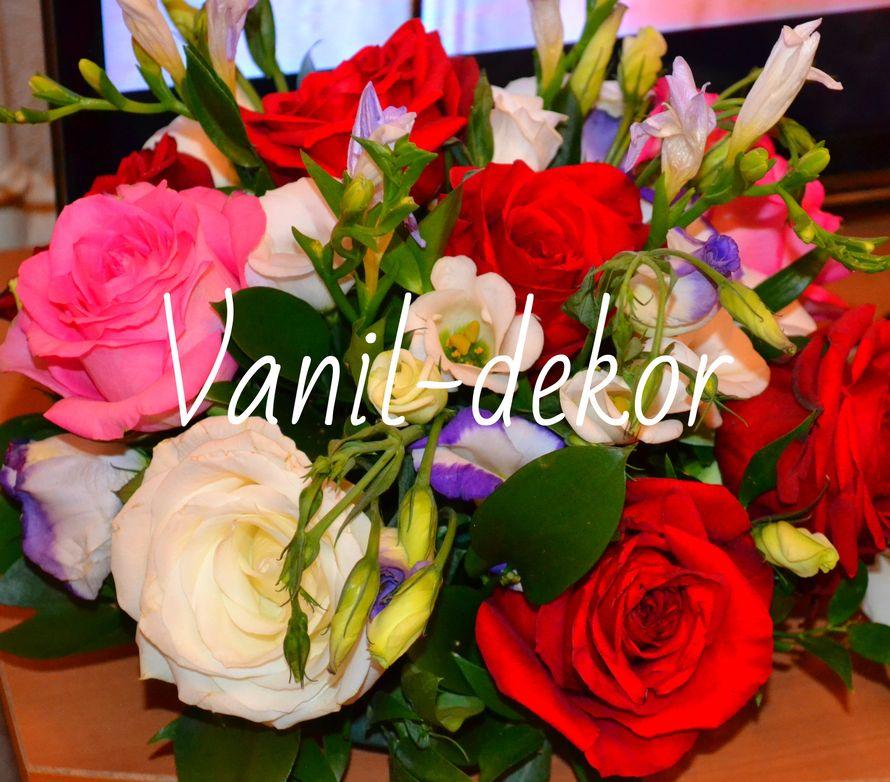 Фото 9210976 в коллекции Винтажная свадьба - Vanil-Decor - организация мероприятия