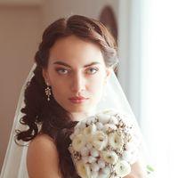 Прическа, макияж - Альмира Мустафина